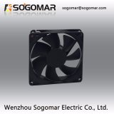 92*92*25mm 12VDC Ventilador de pared con espiral de cobre para la ventilación