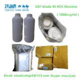 Toabcco는 Eliquid에 사용된 과일 취향 36mg/Ml-600mg/Ml 니코틴을 맛을 낸다