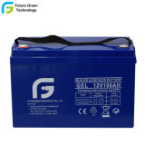 batteria dell'UPS di conservazione dell'energia del gel di energia solare di 12V 100ah
