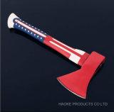 Стальной топорик XL0138 с ручкой 3 цветов пластичной в режущих инструментах/инструментах сада/инструментах/оси
