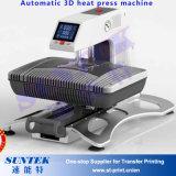 impresora automática de múltiples funciones del traspaso térmico de la sublimación del vacío 3D (ST-420)