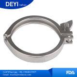"""1 """" clapet anti-retour de ressort sanitaire de bride de l'acier inoxydable 316L de 25.4mm"""