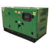 50Hz 3 leiser elektrischer Dieselgenerator 10kw Phase Wechselstrom-380V