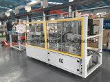 De automatische Omslag van het Type van Gootsteen van de Lijm van het Karton van het Karton van het Geval Hete rond Verpakkende Machine