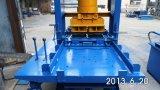 machine à fabriquer des briques de pavage en béton hydraulique