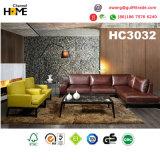 米国式の時代物の家具1+1+2+3のソファーはセットした(HC3013)