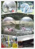 Надувные воды в нескольких минутах ходьбы воспроизведение Прозрачный шарик Глобус