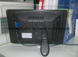 Витрина нестандартной конструкции 10inch акриловая рекламируя рамки фотоего цифров (HB-DPF1002)