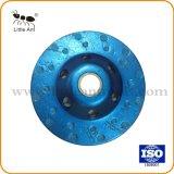 Qualidade Premium de 4 polegadas/100mm Diamond Cup roda para betão de pedras