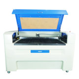 アクリルファブリック革非金属二酸化炭素レーザーの切断の彫刻家機械