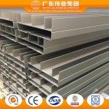 Philippinischer populärer natürlicher anodisierender Aluminiumfenster-Rahmen