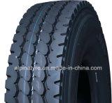 L'exploitation minière à usage intensif de tous les positionner tous les pneus de camion radial de l'acier (12R20 11R20)