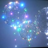رومانسيّ هليوم [بوبو] منطاد [لد] عيد ميلاد المسيح خيط ضوء
