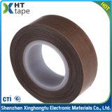 耐熱性PTFEによって塗られるガラス繊維の付着力の絶縁体テープ