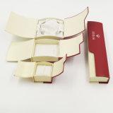 Het Vastgestelde Vakje van de Juwelen van het Vakje van de Gift van het Karton van het Document van de douane (j16-e)
