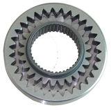 Las piezas del motor automático de polvo de metal