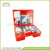 Caixa médica dos primeiros socorros da emergência DIN13169 da fábrica do local de trabalho