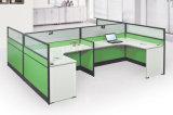Los tamaños estándar moderno de la oficina durable de estaciones de trabajo abierto y modular (SZ-WST662)