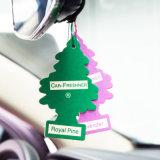 Papierauto-Luft-Erfrischungsmittel für förderndes Geschenk
