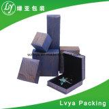 색깔 Jewellry를 위한 서류상 보석 포장 상자