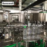Botella de Pet completa totalmente automática del dispositivo de llenado de líquido/máquina de llenado de agua