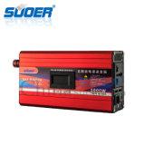 De Omschakelaar van de ZonneMacht van Suoer 12V 220V gelijkstroom AC (saa-D1000A)