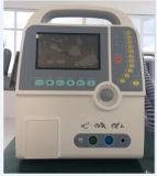 공장 싸게 자동적인 휴대용 구급차 참을성 있는 사용된 Aed 모니터에 의하여 자동화되는 외부 세동 제거기