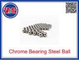 Sfera delle sfere per cuscinetti dell'acciaio al cromo G10 52100 3.969mm