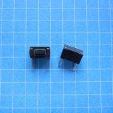 Voeten van de Speld 3X6X4.3 van de Transistor van de Macht Darlington van het silicone PNP de Zij 2