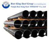 Pipes en acier soudées par SSAW en acier de basse pression de pipe de spirale d'acier du carbone de qualité de LSAW