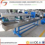 Machine de pelletisation de câble d'alimentation de force latérale de film plastique