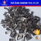 Тип этапы Turbo диаманта для сверло-коронок