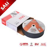 Sali MPa EN12413 de alta qualidade certificado roda de corte em aço inoxidável