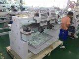 2 TÊTES Machine à broder Tajima pour Cap Vêtements broderie plat