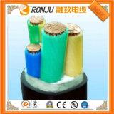 Retardante de chama com isolamento de PVC bainha PVC Fio de cobre