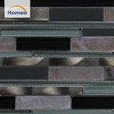 Vetro di lusso economico della striscia di stile di alta qualità/mattonelle di mosaico di alluminio