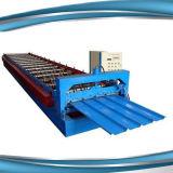 Ondulation tuile de toit de métal machine à profiler de panneau