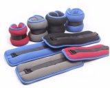 Academia de formação de adultos Sandbag tornozelo ajustáveis