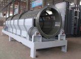 熱い販売のセリウムの公認のトロンメルまたはドラムスクリーンまたはふるい機械