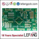 Panneau de carte de l'ENIG pour l'appareillage de contrôle industriel