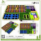Parque popular del trampolín del mundo árabe para la venta (DLID0704)