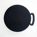 Moda resistente al agua caliente de la venta de Mini Altavoz inalámbrico Bluetooth con cubierta de tela