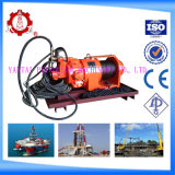 1ton Remote Control Pneumatic Winch