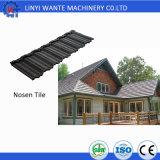 Tuile de toiture enduite de Nosen de longue de durée de vie de construction pierre de matériau