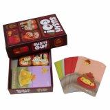 興味深い紙カードのおもちゃ党クラブグループのボードゲーム