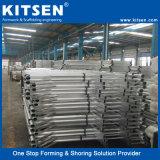 3m bis 12m Aluminiumbaugerüst-beweglicher Arbeitsaufsatz