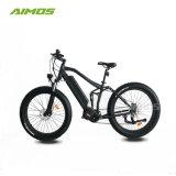Aimos新しいデザインモデル熱い販売の後部中断が付いている脂肪質のタイヤEの自転車