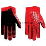 Индивидуального дизайна MTB перчатки спортивных мероприятий на улице Racing вещевого ящика