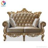 Sofa européen chic Hly-Sf35 de salle de séjour d'hôtel de double portée