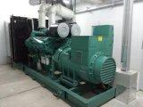 350kw/437.5kVA Puissance Cummins insonorisées générateur électrique de gazole Ntaa855-G7a)